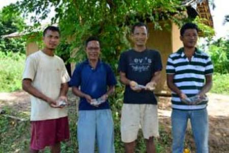 A case study of the community seed bank under the BALGITO CLF (North garo hills)