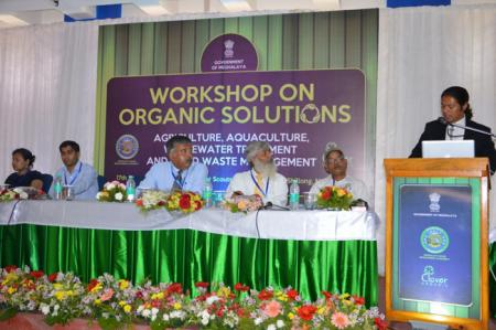 Workshop on Organic Solutions: Agriculture, Aquaculture, Wastewater Treatment and Solid Waste Management images