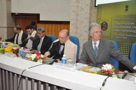 Interactive Seminar on Global Practices on Sustainable Development