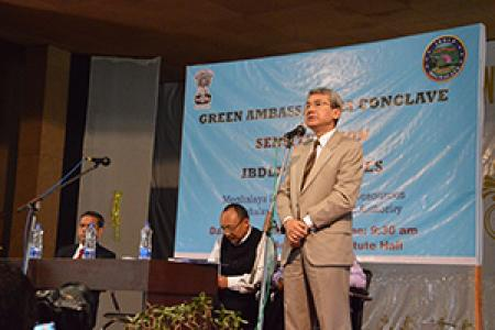 Green Ambassadors Conclave held at city image