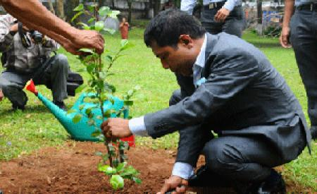 World Environment Day Observed in Shillong image