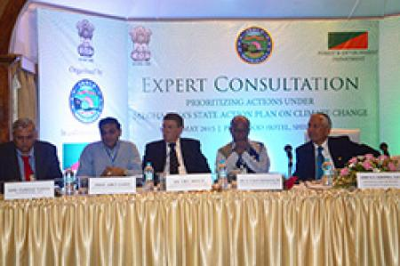 Climate Adaptation workshop held in city image