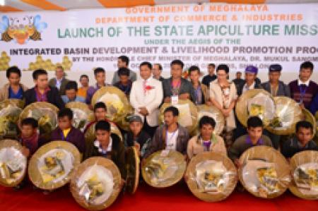 Launch of Apiculture Mission image